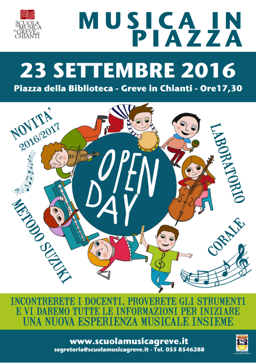 OPEN DAY 16